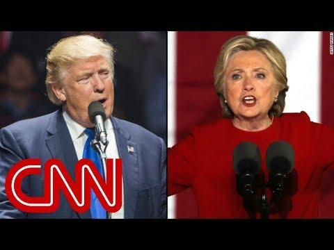 Trump's false claim about Hillary Clinton and the FBI