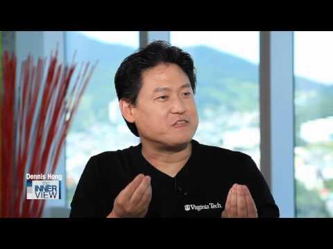 "Dennis Hong, ""World-renowned Robotics Engineer"""