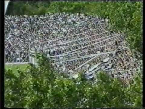 """""""Gimnasia 2 estudiantes 0 1993. Clásico 116 ..:: Gimnasia Una Pasión"""" Barra: La Banda de Fierro 22 • Club: Gimnasia y Esgrima"""