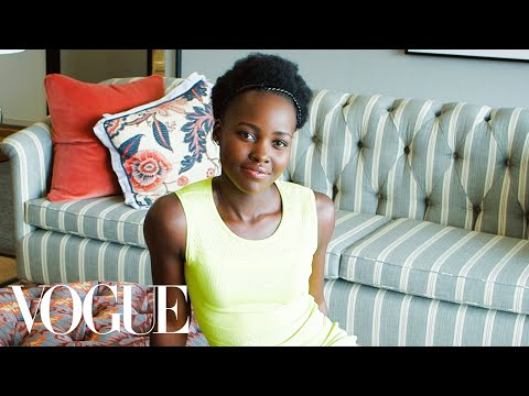 , title : '73 Questions with Lupita Nyong'o | Vogue'
