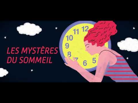 Les Mystères du Sommeil | Conférence France Inter au cinéma le 18 Avril 2019 - CGR Events