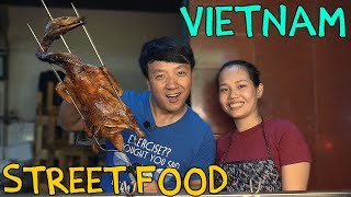 BEST WHOLE Roast Duck: Street Food Guide of Saigon Vietnam