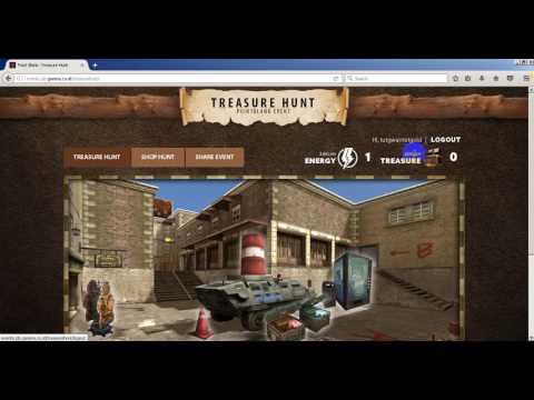 Video Event PB Garena TREASURE HUNT Cari Harta Karun