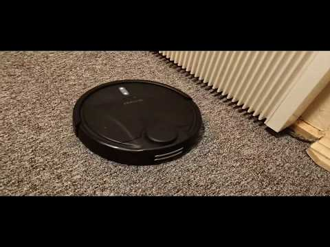 , title : 'BlitzWolf® BW-VC1 Smart Robot Vacuum Cleaner Test - Review Price Banggood , aliexpress'