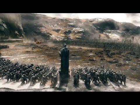 The Hobbit (2013) - Battle of the five Armies HD