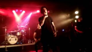 Falling In Reverse - Goodbye Graceful Live Substage