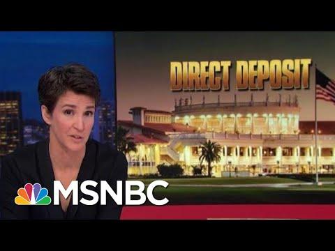 Trump Self-Dealing On G7 Summit Would Boost Failing Doral Resort | Rachel Maddow | MSNBC