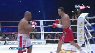 Wladimir Klitschko vs Alex Leapai