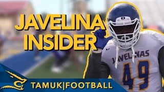 Javelina Football Feature TAMUK vs MSU