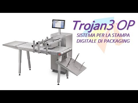T3-OP stampante digitale per packaging e cartotecnica