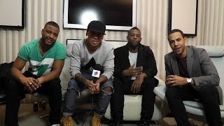 JLS - Billion Lights and Greatest Hits interview