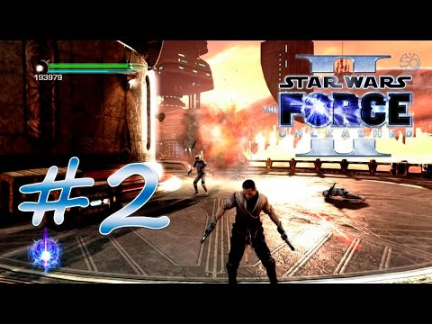 Прохождение Star Wars: The Force Unleashed II (PC) #2 - Кейто-Неймодия - Восточная арка