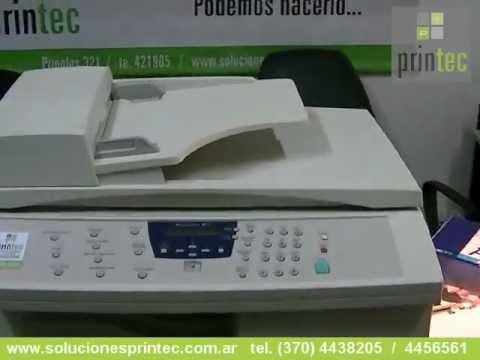 Traba de papel en fotocopiadoras - PRINTEC