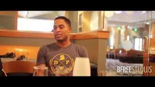 DEAR WHITE PEOPLE -  BEHIND THE SCENES W/ ACTORS BRANDON P. BELL  MARQUE RICHARDSON
