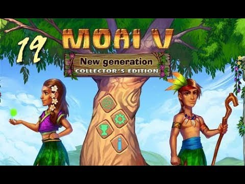 Moai 5 - New Generation CE - Kao-Ri Level 19