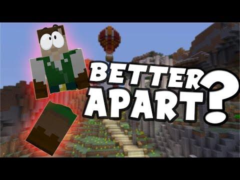 BETTER TOGETHER FOREVER - Minecraft