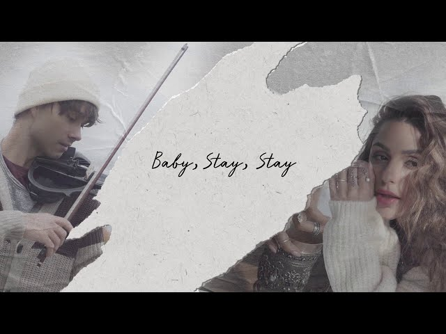 Alexander Rybak & Sirusho – Stay (Lyrics Video)