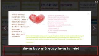 tieng nhat 2- あなたがいてくれたから (Anata ga Ite Kureta Kara)-AKB48