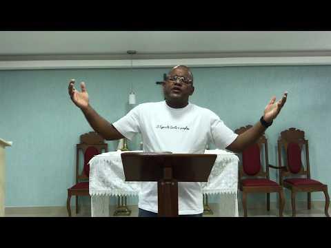 2ª Pregação do Cenáculo de Pentecostes On-line | Vicente Gomes