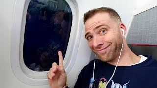 Flying to JAPAN for the FIRST TIME on a 787 Dreamliner | Miami to Tokyo
