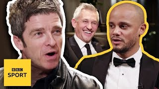Vincent Kompany & Noel Gallagher disagree over Man City's most important goal | BBC Sport