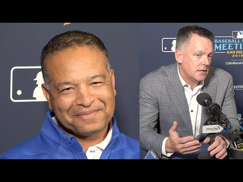 A J  Hinch and Dave Roberts Talk About the Sign Stealing Scandal