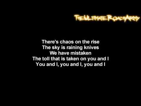 Three Days Grace - Sign Of The Times [Lyrics on screen] HD