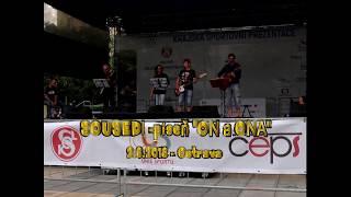 """Video SOUSEDI - píseň """"ON a ONA"""" - Ostrava 2.6.2018"""