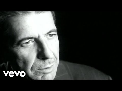 Leonard Cohen - Closing Time (VIDEO)