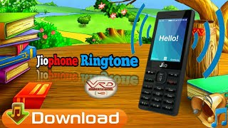 Jio mobile ringtone download