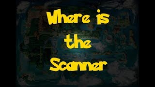 Where Is: The Scanner (Pokemon Alpha Sapphire/Omega Ruby)
