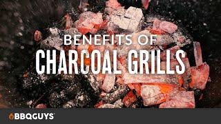 Benefits of Charcoal Grills | BBQGuys