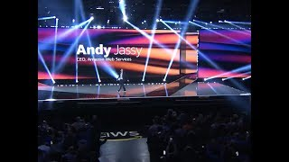 AWS re:Invent 2019 - Keynote with Andy Jassy