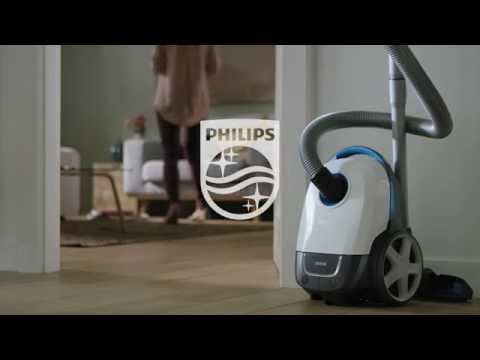 Philips Performer Compact Vacuum Cleaner with bag