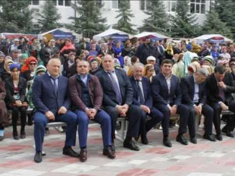 Поздравление главе администрации Унцукульского района с Днем рождения!