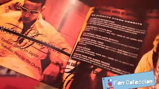 DADDY YANKEE - BARRIO FINO en Directo - 2005 - REVIEW - UNBOXING