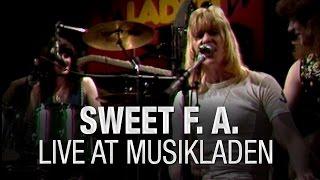 """Sweet - """"Sweet F.A."""",  Musikladen 11.11.1974 (OFFICIAL)"""