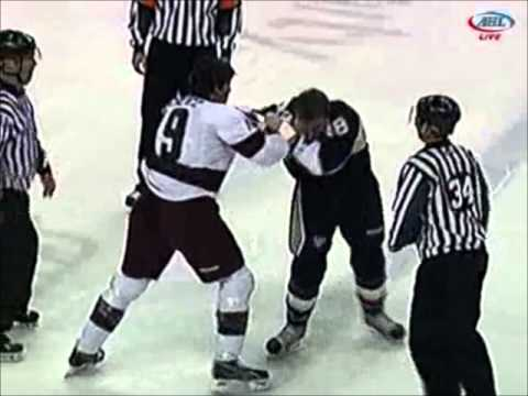 Ryan Schnell vs Joel Rechlicz