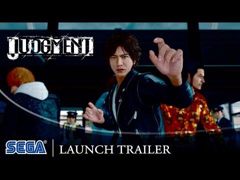 Judgment : Trailer de lancement sur PS5, Xbox Series et Stadia