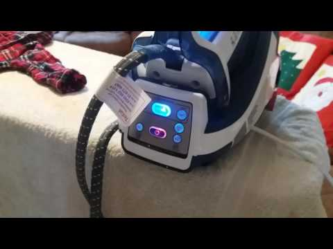 Review of Tefal Pro Express Total Auto GV8962 Steam Generator Iron