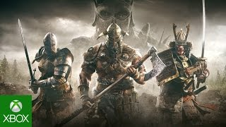 For Honor Trailer: Story Campaign Cinematic- E3 2016