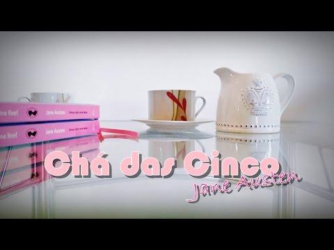 VEDA #21: Chá das Cinco - A vida de Jane Austen