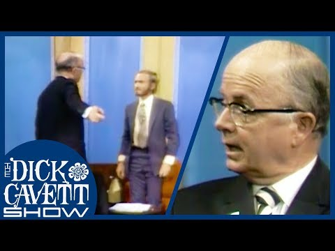 Segregationist Lester Maddox Storms Off the Dick Cavett Show in 1970