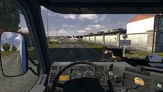 preview picture of video 'Euro Truck Simulator 2 Gameplay (16) : Antwerpen - Limoges'