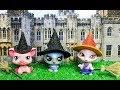 Minişler Cadılar Okulu Okul Başlıyor 1 Bölüm