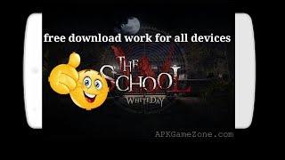the school white day apk