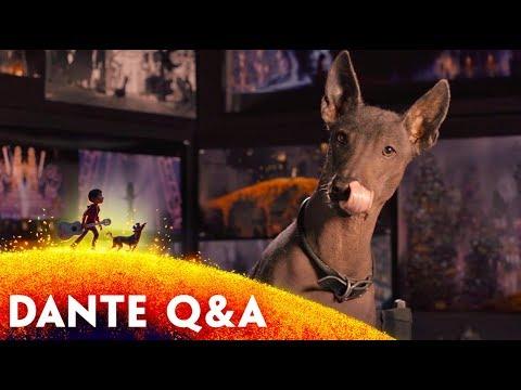 Dante Q&A - Disney/Pixar's Coco - November 22 in 3D