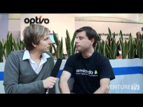Sehenswert: amiando-Gründer Felix Haas im Interview