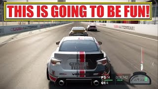 Project Cars ONLINE - Epic Battle!