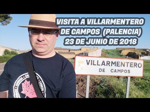 Volvemos a Villarmentero de Campos (Palencia)